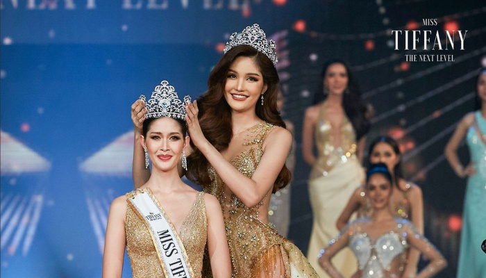 Ladyboy beauty pageant