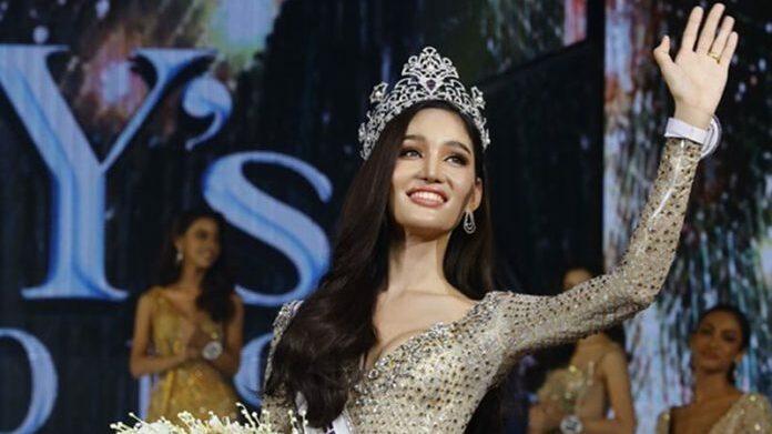 Miss Tiffany 2019 Winner