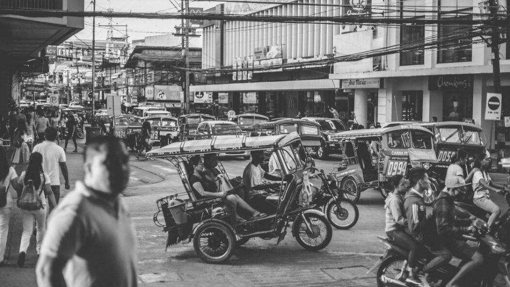 Filipino street